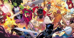 War of the Realms: What You Need to Know About Marvel's Next Big Event - Kryptonite Character Store