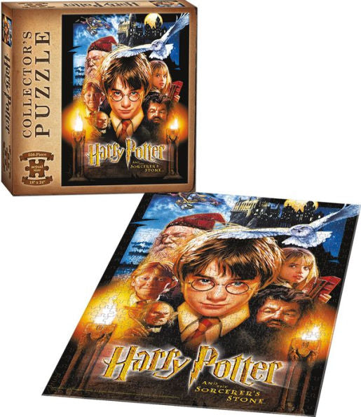 Harry Potter and the Sorcerer's Stone 550pc Puzzle