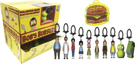 Bob's Burgers - Collectible Mystery Minis