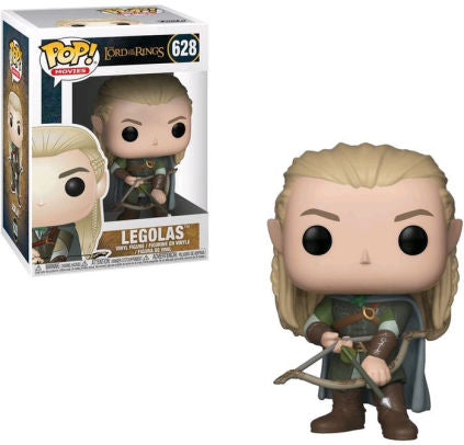 Lord of Rings Legolas Pop Vinyl Figure - Kryptonite Character Store