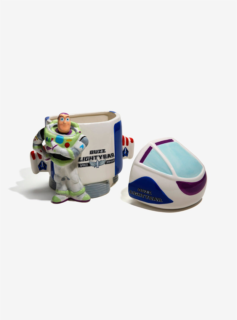 Disney Pixar Toy Story Buzz Lightyear Cookie Jar - Kryptonite Character Store