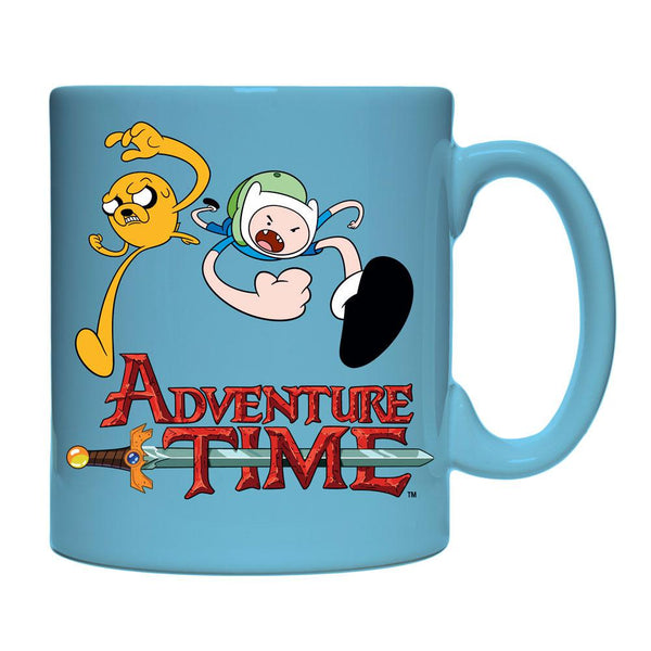 Adventure Time Finn & Jake Mug - Kryptonite Character Store