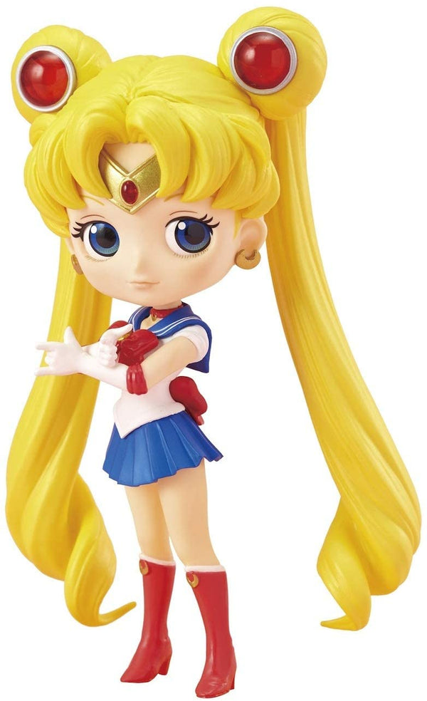 Pretty Guardian Sailor Moon Q Posket PVC Figure