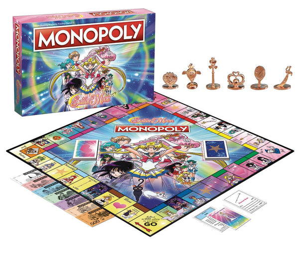 Sailor Moon Edition MONOPOLY