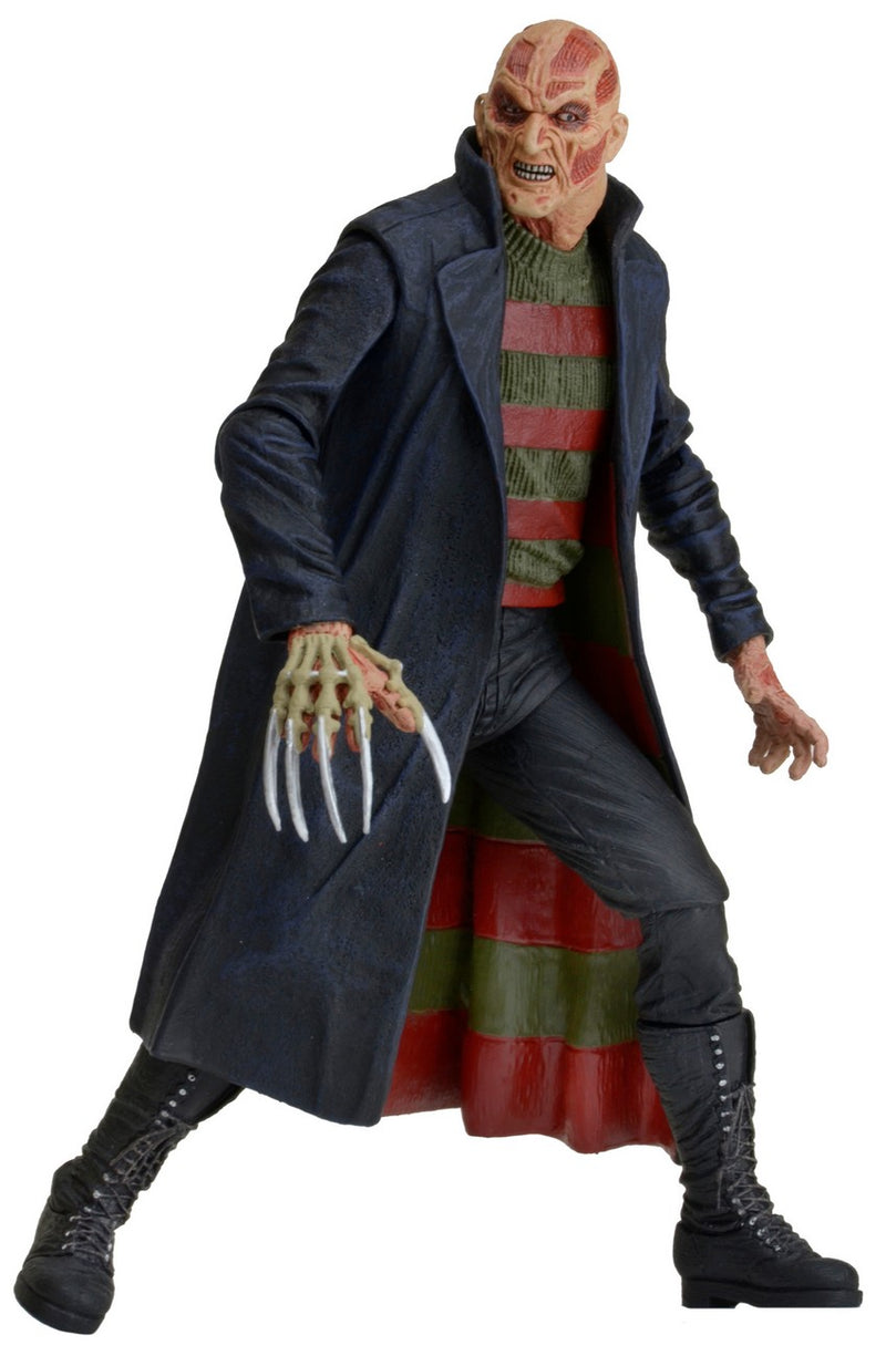 "Nightmare on Elm Street - 8"" Clothed Action Figure - New Nightmare Freddy"