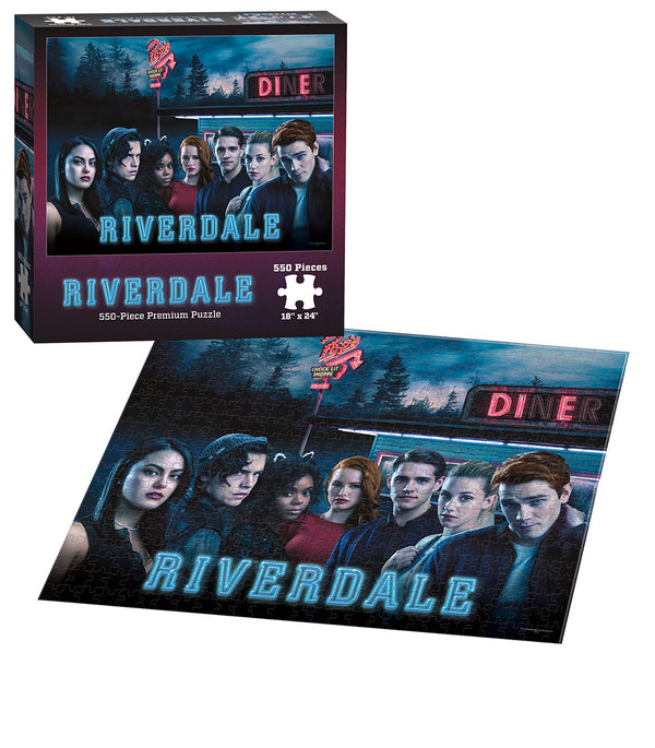 Riverdale 550 Pieces Puzzle