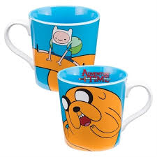 Adventure Time Finn And Jake Coffee 12oz Mug - Kryptonite Character Store