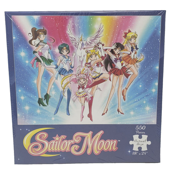 Sailor Moon Super S #1 550 Piece Jigsaw Puzzle - Kryptonite Character Store