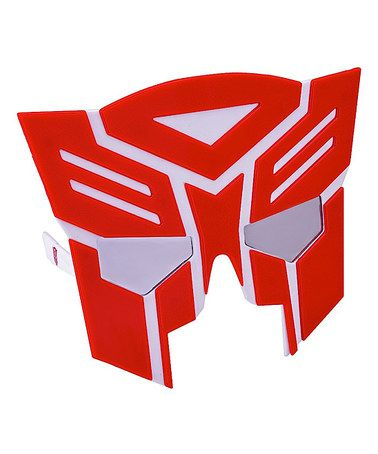 Transformers Costume Party Sunglasses - Kryptonite Character Store