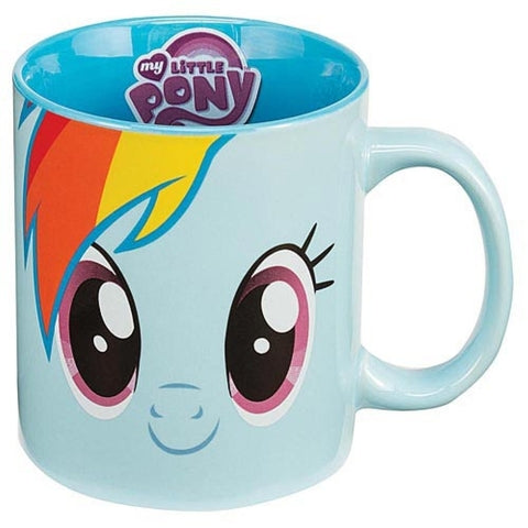 My Little Pony Rainbow Dash Mug - Kryptonite Character Store