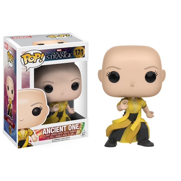 Dr. Strange Ancient One Pop Vinyl Figure - Kryptonite Character Store