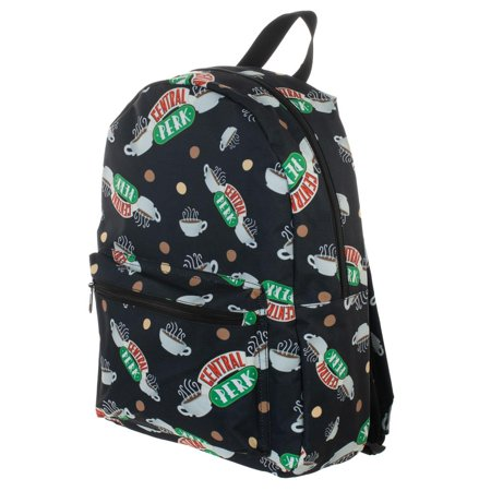 Friends Central Park All Over Print Sublimated Backpack - Kryptonite Character Store
