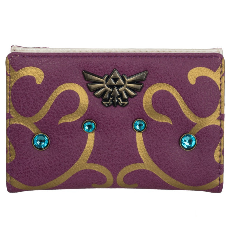 Legend of Zelda Twilight Princess ID Zip Wallet