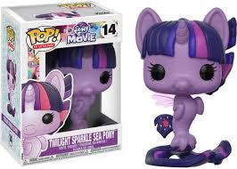 My Little Pony Twilight Sparkle Sea Pony Pop Vinyl Figure - Kryptonite Character Store