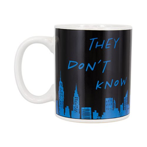 Friends - They Dont Know Heat Change 11 oz. Mug - Kryptonite Character Store