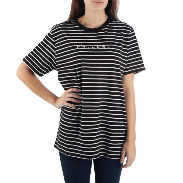 Friends TV Show Striped T-Shirt