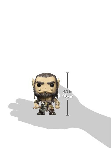 Funko POP Movies: Warcraft - Durotan Action Figure - Kryptonite Character Store
