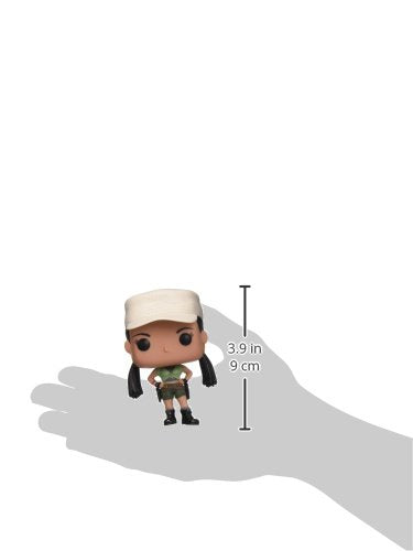 Funko POP Television: The Walking Dead - Rosita Action Figure - Kryptonite Character Store