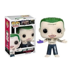 Suicide Squad The Joker - Shirtless POP! Vinyl Figure - Kryptonite Character Store