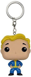 Funko POP Keychain: Fallout - Vault Boy Figure - Kryptonite Character Store