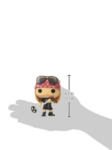 Guns N Roses Axl Rose Pop Vinyl Figure - Kryptonite Character Store