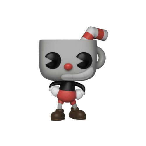 Funko POP! Games: Cuphead-Cuphead Collectible Figure