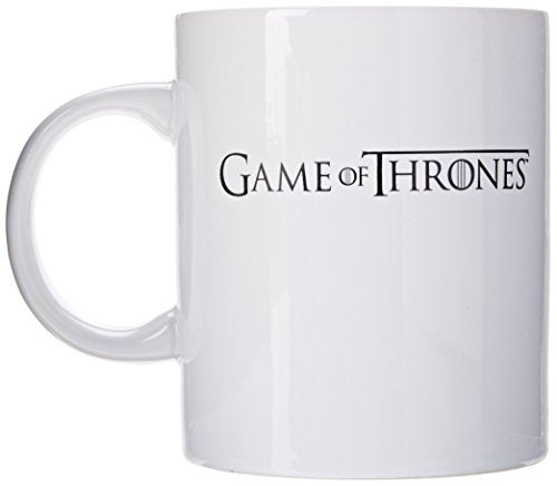 Game of Thrones Stark Direwolf Sculpted 12oz. Mug - Kryptonite Character Store