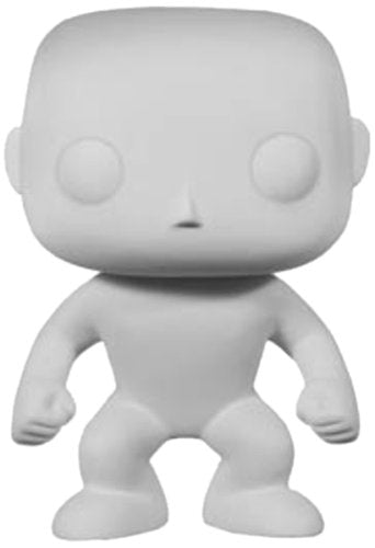 Funko POP D.I.Y: Pop Male - Kryptonite Character Store