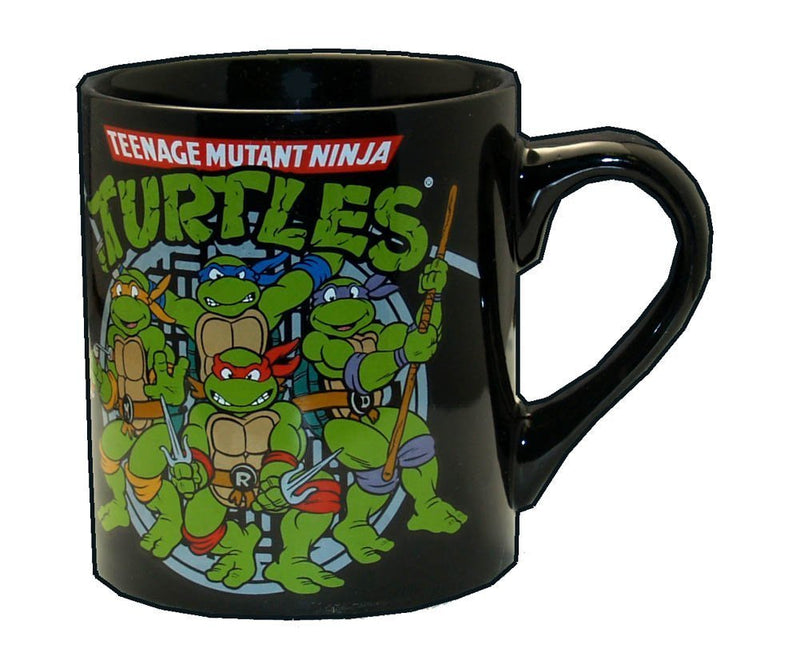 TMNT 14oz. Mug - Kryptonite Character Store
