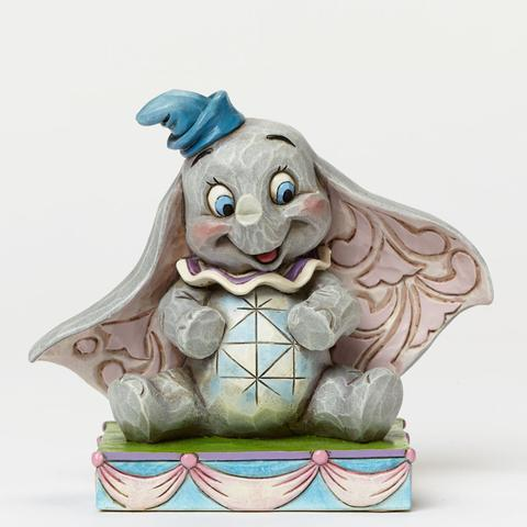Disney Traditions - Dumbo Baby Mine Personality Pose Figurine