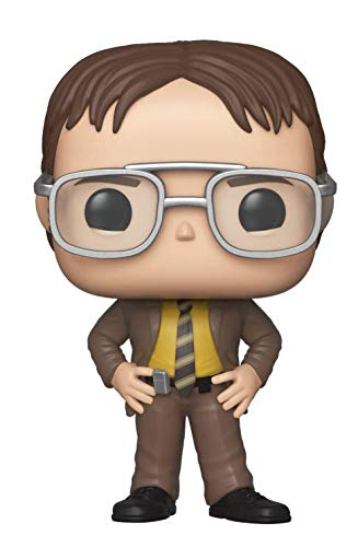 The Office - Dwight Schrute Pop TV Vinyl Figure - Kryptonite Character Store