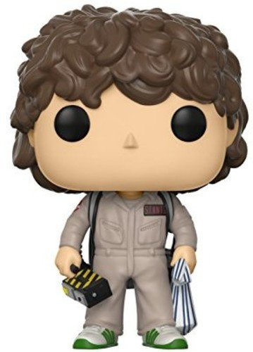 Funko Pop Television: Stranger Things-Dustin Ghostbusters Collectible Vinyl Figure