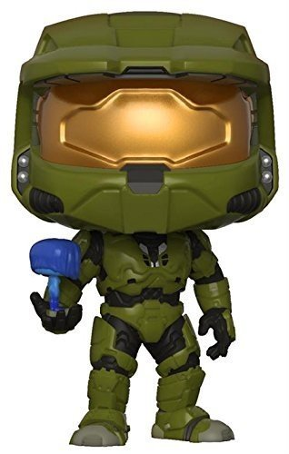 Funko POP Games: Halo Video Game Character Toy Action Figures - Kryptonite Character Store