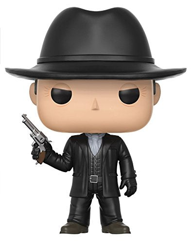 Funko POP Television Westworld - The Man In Black Action Figure - Kryptonite Character Store