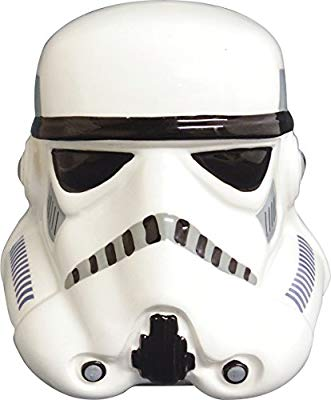 Star Wars Stormtrooper Ceramic Coin Bank