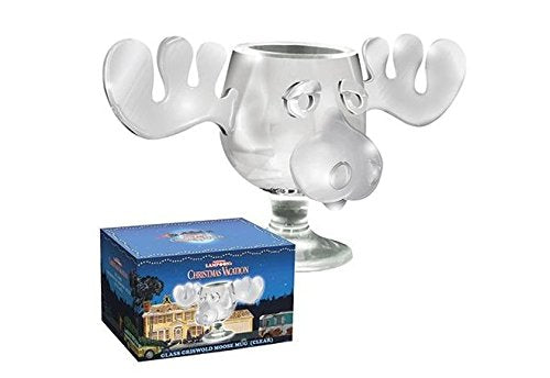 ICUP National Lampoon's Christmas Vacation Griswold Moose Mug, 8 oz