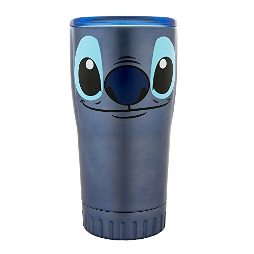 Disney Lilo and Stich Stitch's Face 20oz. Tumbler - Kryptonite Character Store