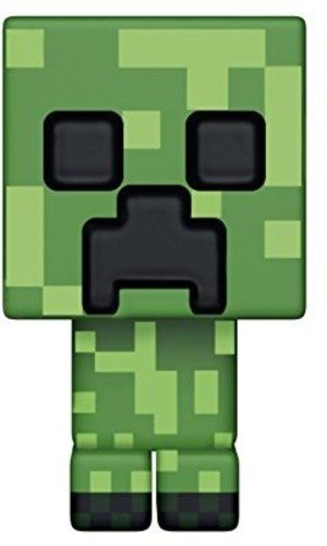 Funko Pop Games: Minecraft-Creeper Collectible Figure - Kryptonite Character Store