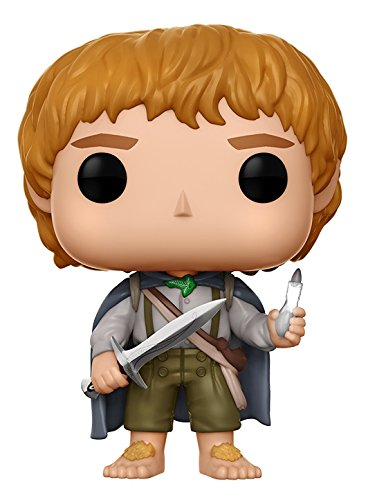 Funko POP Movies The Lord of the Rings Samwise Gamgee Action Figure - Kryptonite Character Store