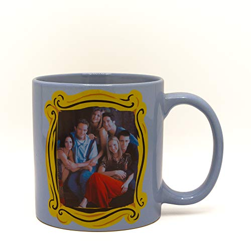 Friends Group in Frame 20oz. Ceramic  Mug