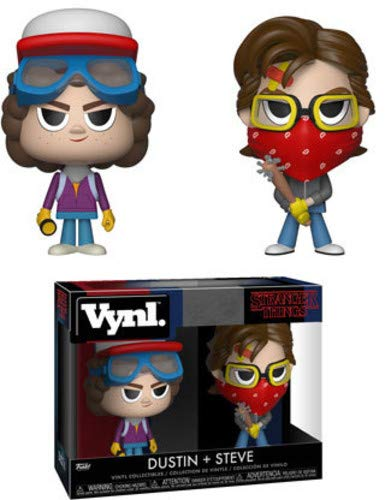 Stranger Things - Steven & Dustin Toy, Multicolor