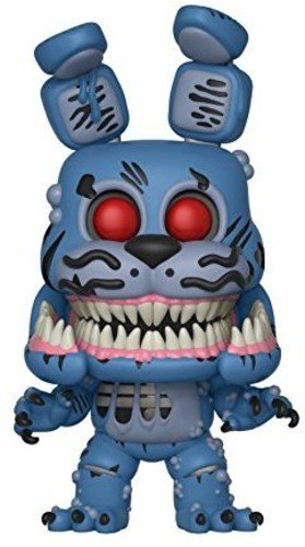 Funko Pop Books: Five Nights At Freddy's-Twisted Bonnie Collectible Figure