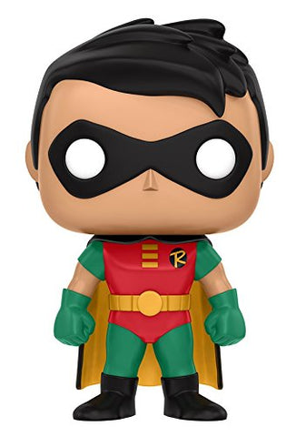 d362fe931fd Funko Batman The Animated Series Robin Pop Heroes Figure - Kryptonite  Character Store