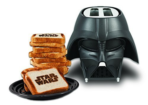 Star Wars - Darth Vader Toaster w/Toasts - Kryptonite Character Store