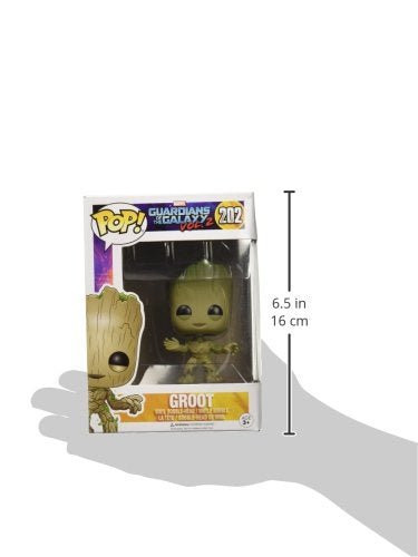 POP Movies: Guardians of the Galaxy 2 Toddler Groot Toy Figure