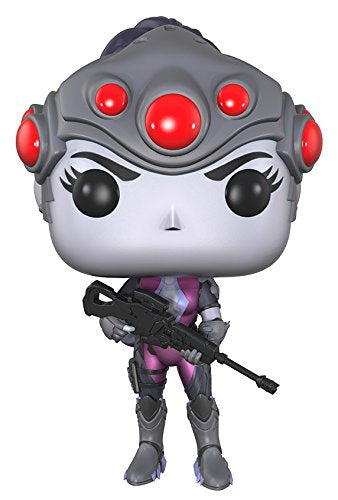 Funko Pop! Games: Overwatch Action Figure - Widowmaker