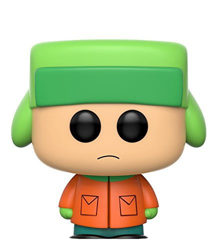 Funko POP Animation: South Park-Kyle Action Figure - Kryptonite Character Store
