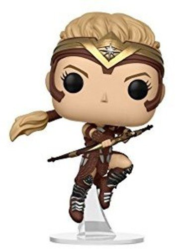 Funko Pop Heroes: Wonder Woman - Antiope Collectible Vinyl Figure - Kryptonite Character Store