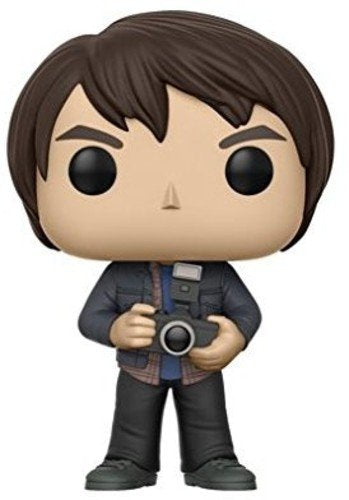 Funko Pop Television: Stranger Things-Jonathan with Camera Collectible Figure