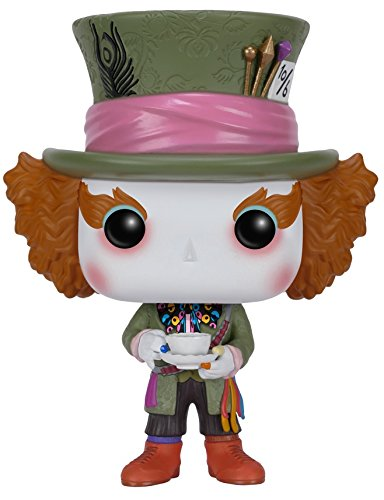 Funko POP Disney: Alice in Wonderland Action Figure - Mad Hatter - Kryptonite Character Store